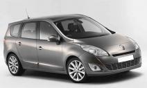 rent a car Crna Gora Renault Scenic