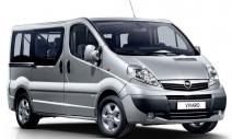 rent a car Crna Gora Opel Vivaro
