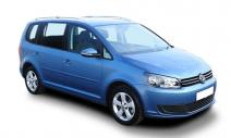 rent a car Crna Gora Volkswagen Touran