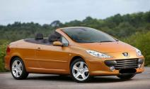 rent a car Crna Gora Peugeot 307 cc 2.0