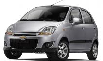 rent a car Crna Gora Chevrolet Spark 0.8