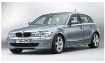 rent a car Crna Gora BMW 118d
