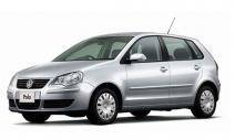 rent a car Crna Gora Volkswagen Polo 1.4