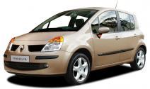 rent a car Crna Gora Renault Modus 1.2