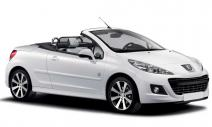 rent a car Crna Gora Peugeot 207 CC