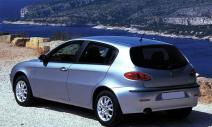 @@rent a car Montenegro@@ Alfa Romeo 147 1.9