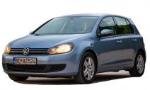 rent a car Crna Gora Volkswagen Golf 6