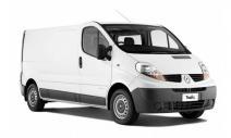 rent a car Crna Gora Renault Trafic 2.0