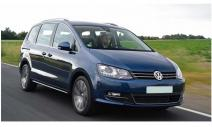 rent a car Crna Gora Volkswagen Sharan