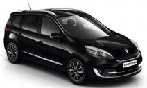 rent a car Crna Gora Renault Grand Scenic