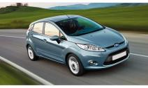 rent a car Crna Gora Ford Fiesta