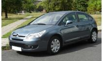 rent a car Crna Gora Citroen C4