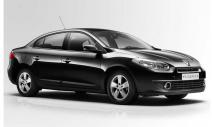 rent a car Crna Gora Renault Fluence 1.6