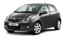 rent a car Crna Gora Toyota Yaris 1.4