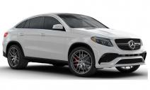 rent a car Crna Gora Mercedes GLE coupe