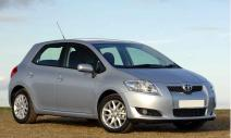 @@rent a car Montenegro@@ Toyota Auris