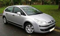 rent a car Crna Gora Citroen C4 1.6
