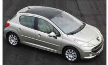 rent a car Crna Gora Peugeot 207 1.4