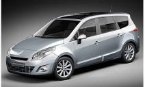 rent a car Crna Gora Renault Scenic 1.5 dci