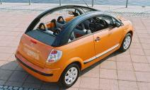rent a car Crna Gora Citroen C3 pluriel 1.6