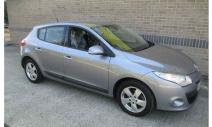 rent a car Crna Gora Renault Megane 1.5 dci