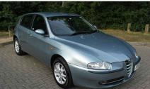 rent a car Crna Gora Alfa Romeo 147 1.6