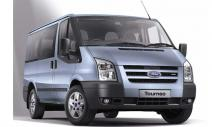 rent a car Crna Gora Ford Transit