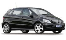 rent a car Crna Gora Mercedes B-class