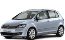 rent a car Crna Gora Volkswagen Golf 5 Plus
