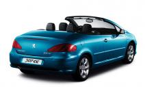 rent a car Crna Gora Peugeot 307 CC