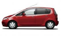 rent a car Crna Gora Mitsubishi Colt
