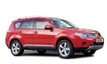 rent a car Crna Gora Mitsubishi Outlander