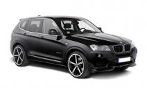 rent a car Crna Gora BMW X3
