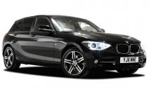 rent a car Crna Gora BMW 116i