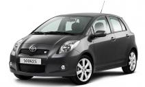 rent a car Crna Gora Toyota Yaris