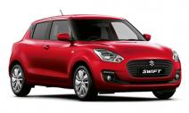 rent a car Crna Gora Suzuki Swift