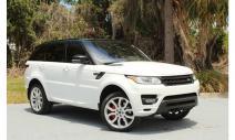 rent a car Crna Gora Rover Range Rover