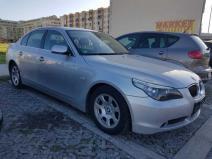 rent a car Crna Gora BMW 525
