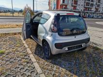 rent a car Crna Gora Citroen C1