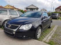 rent a car Crna Gora Volkswagen EOS