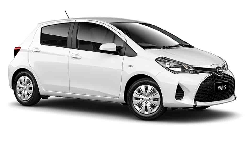 Toyota Yaris 1.3  - rent a car Crna Gora