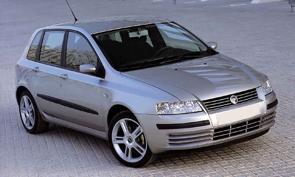 Fiat Stilo  - rent a car Crna Gora