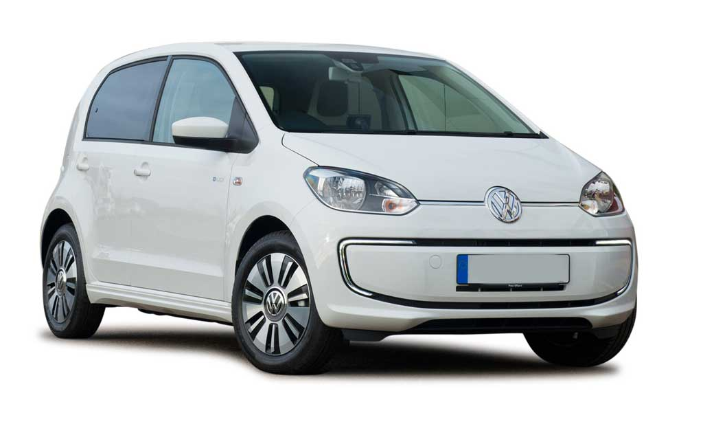 Volkswagen UP 1.0  - rent a car Crna Gora